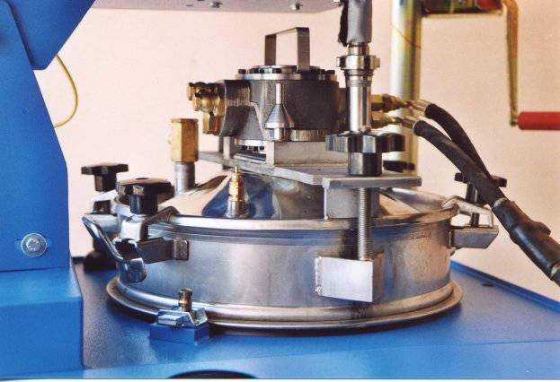 Rigeneratore solvente Solvent Reclaimer AV MIXER - Motore movimentazione pale - Blades moving motor